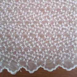 Τούλι Μαλακό 161412 Λευκό