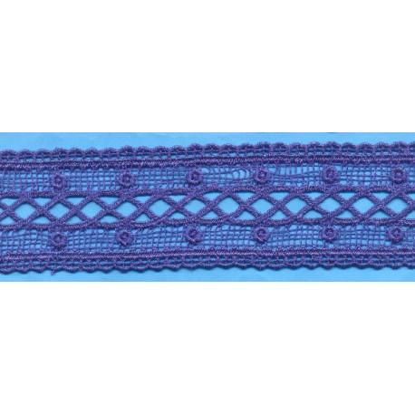 Δαντέλα 118104 Μπλε Ανοιχτό