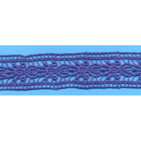 Δαντέλα 110603 Μπλε Ανοιχτό