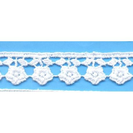 Δαντέλα 111207 Λευκό